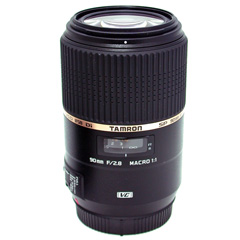 SP90mm F/2.8 Di MACRO 1:1 VC USD Model F004