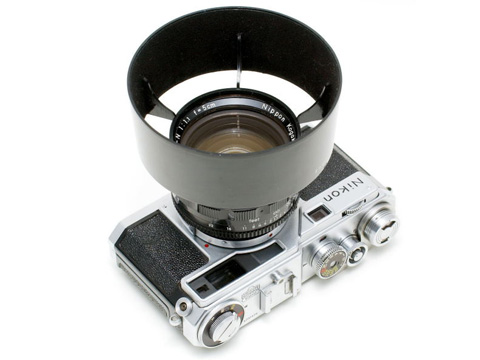 ベッサR2S ニッコールN 50mmF1.1 ベッサR2S ニッコールN