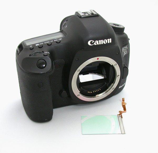 Canon EOS5D Mk.Ⅲ HKC改造