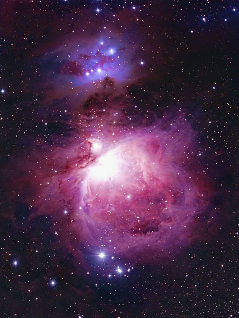 M42 /Celestron Rowe-Ackermann Schmidt Astrograph + Nikon D5300 (HKIR改造) /撮影 根本 泰人