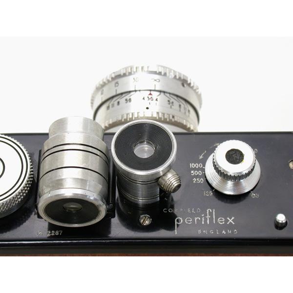 2017年10月 ペリフレックス・オリジナル + ルマール50mmF3.5
